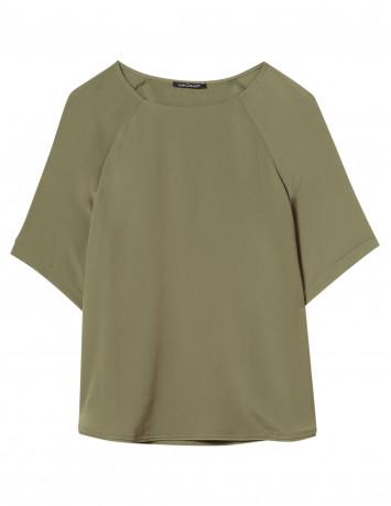 Блуза из шелковой смеси