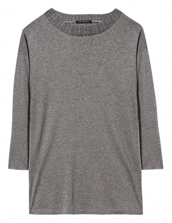 Пуловер из вискозы